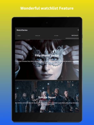 Android Watch Series Movies & TV Shows Screen 10