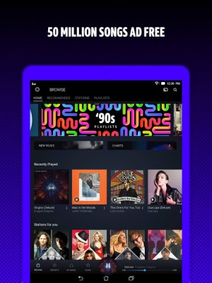 Amazon Music 16.2.2 Screen 6