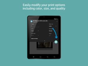 HP Print Service Plugin 19.5.118 Screen 2