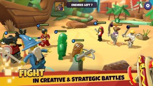 LEGO® Legacy: Heroes Unboxed 1.0.8 Screen 9