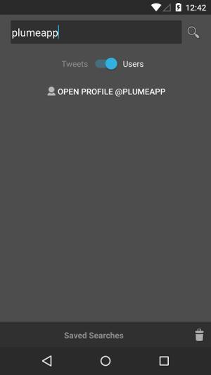 Plume 6.23 Screen 11