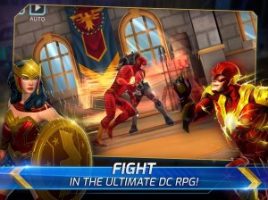 Android DC Legends: Fight Superheroes Screen 6