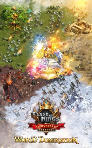 Clash of Kings : Newly Presented Knight System 6.11.0 Screen 7