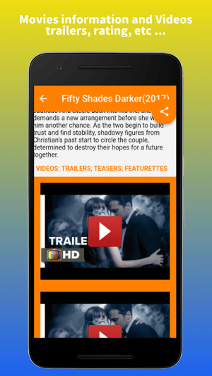 Android Watch Series Movies & TV Shows Screen 6