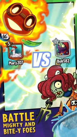 Plants vs. Zombies™ Heroes 1.34.5 Screen 2