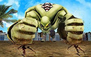 Superhero Incredible Monster Hero City Battle 1.0.12 Screen 4
