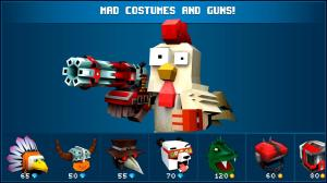 Android Mad GunZ - Battle Royale, online, shooting games Screen 3