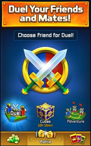 Android Royale Clans – Clash of Wars Screen 14
