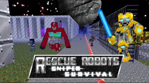 Rescue Robots Sniper Survival F2i_64bitc Screen 15