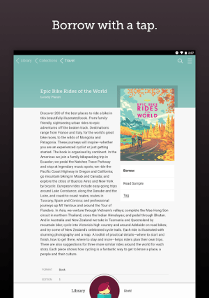Libby, by OverDrive Labs 1.0.5 Screen 9
