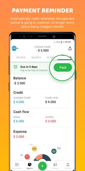 Money Lover 4.0.8.2020021803c Screen 7