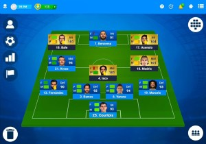 Online Soccer Manager (OSM) 19/20 - Football Game 3.4.42.3 Screen 1