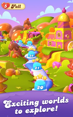Candy Crush Friends Saga 1.36.5 Screen 7