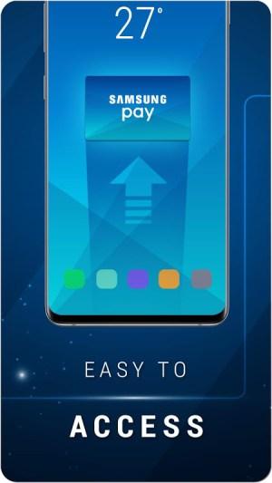 Samsung Pay 1.3.0 (29) Screen 2