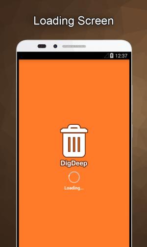 DigDeep Image Recovery 3.2.9 Screen 1