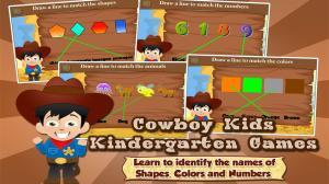 Kindergarten Learning Games 2.20c Screen 1