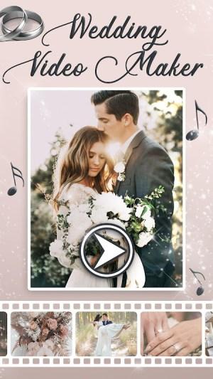 Wedding Slideshow With Music 💝 Video Maker 1.5 Screen 11