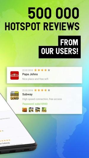 Free WiFi App: passwords, hotspots 7.07.04 Screen 10