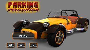 Android Parking Revolution: Super Car Offroad Hilly Driver Screen 5