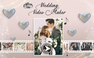 Wedding Slideshow With Music 💝 Video Maker 1.5 Screen 8