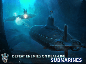 WORLD of SUBMARINES: Navy Shooter 3D Wargame 1.6.1 Screen 14