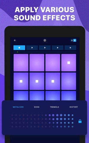 Android Drum Pads - Beat Maker Go Screen 7