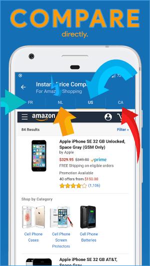 Instant Price Comparison For Amazon Shopping 0.0.2.1 Screen 2
