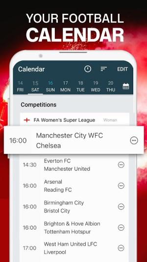 Forza Football - Live Scores & Football Updates 5.1.11 Screen 5