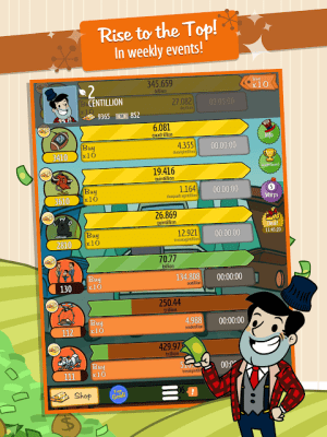 AdVenture Capitalist 6.3.4 Screen 8