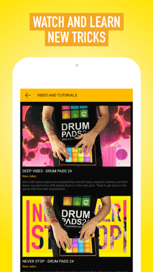 Drum Pads 24 - Beats and Music 2.4.2 Screen 3