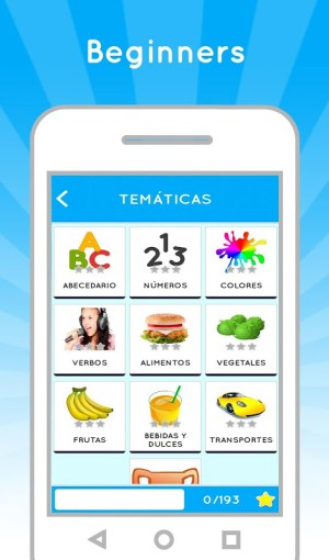 Learn Spanish free for beginners 4.5 Screen 3