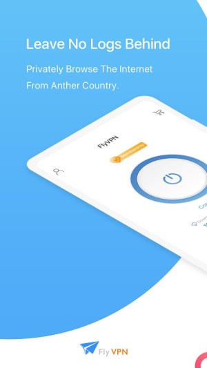 FlyVPN - Unlimited Secure VPN Proxy 5.0.1.0 Screen 3