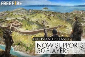 Free Fire - Battlegrounds 1.8.11 Screen 1