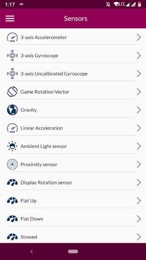 My Device - Device Informer 1.0.4 Screen 4