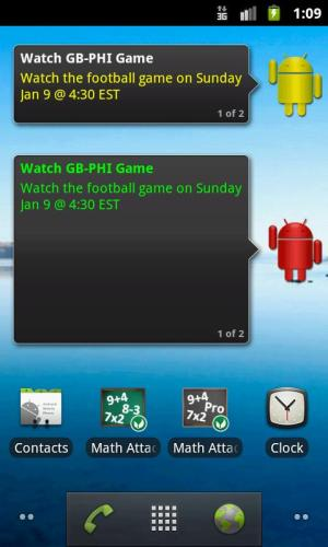 Droid Tips 1.2 Screen 4