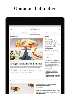 The Washington Post 5.9.1 Screen 6