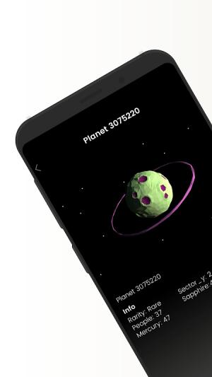 Android Lumi Collect - ERC721 WalletÐ dapp browser Screen 3