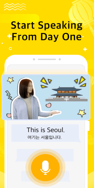 Learn Korean, Learn Japanese, Chinese - LingoDeer 2.93 Screen 1