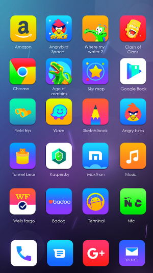 Symbon Icon Pack 1.5.3 Screen 4