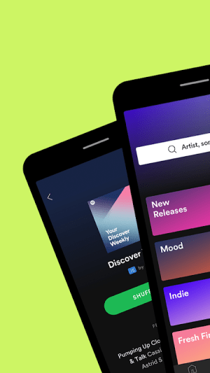 Spotify: Listen To New Music, Podcasts, And Songs 8.5.36.725 Screen 9