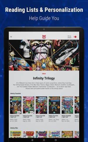 Marvel Unlimited 6.3.0 Screen 4