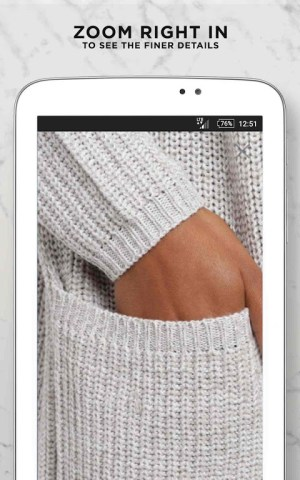 Online Fashion Shopping Zando 1.4.1 Screen 19