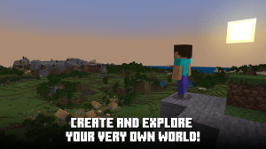Minecraft: Pocket Edition 1.12.1.1 Screen 1