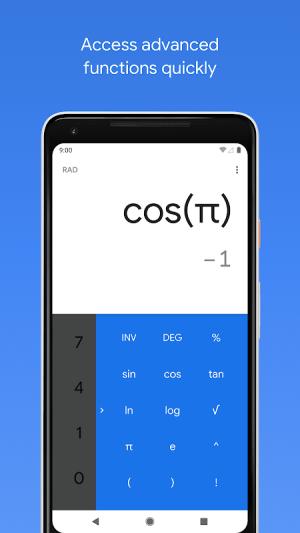 Calculator 7.6 (243911555) Screen 4