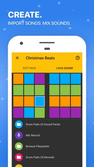 Drum Pads 24 - Music Maker 3.3.0 Screen 1