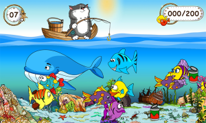 Children fish 1.0.46c Screen 1