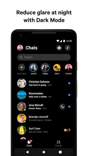 Messenger – Text and Video Chat for Free 261.0.0.0.3 Screen 6