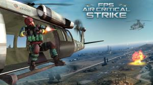 FPS Air Critical Strike : war attack 6.9 Screen 3