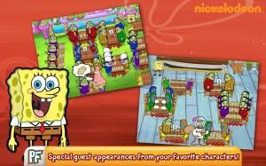 SpongeBob Diner Dash 3.25.3 Screen 2