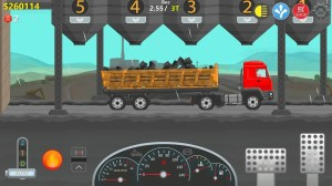 Trucker Real Wheels - Simulator 1.5.2c Screen 1